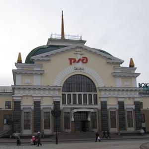 Железнодорожные вокзалы Благовещенска (Амурской обл.)